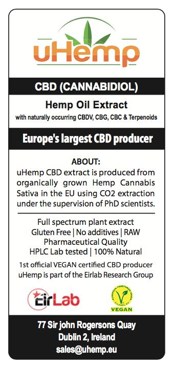 Wholesale – uHemp eu | Europe's largest CBD producer